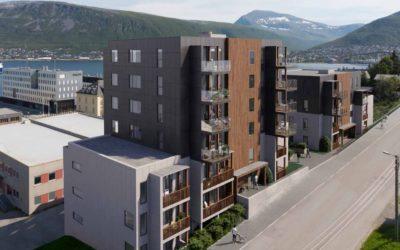 Forretnings- og forvaltningskontrakt med Nordbyen Boliger i Tromsø