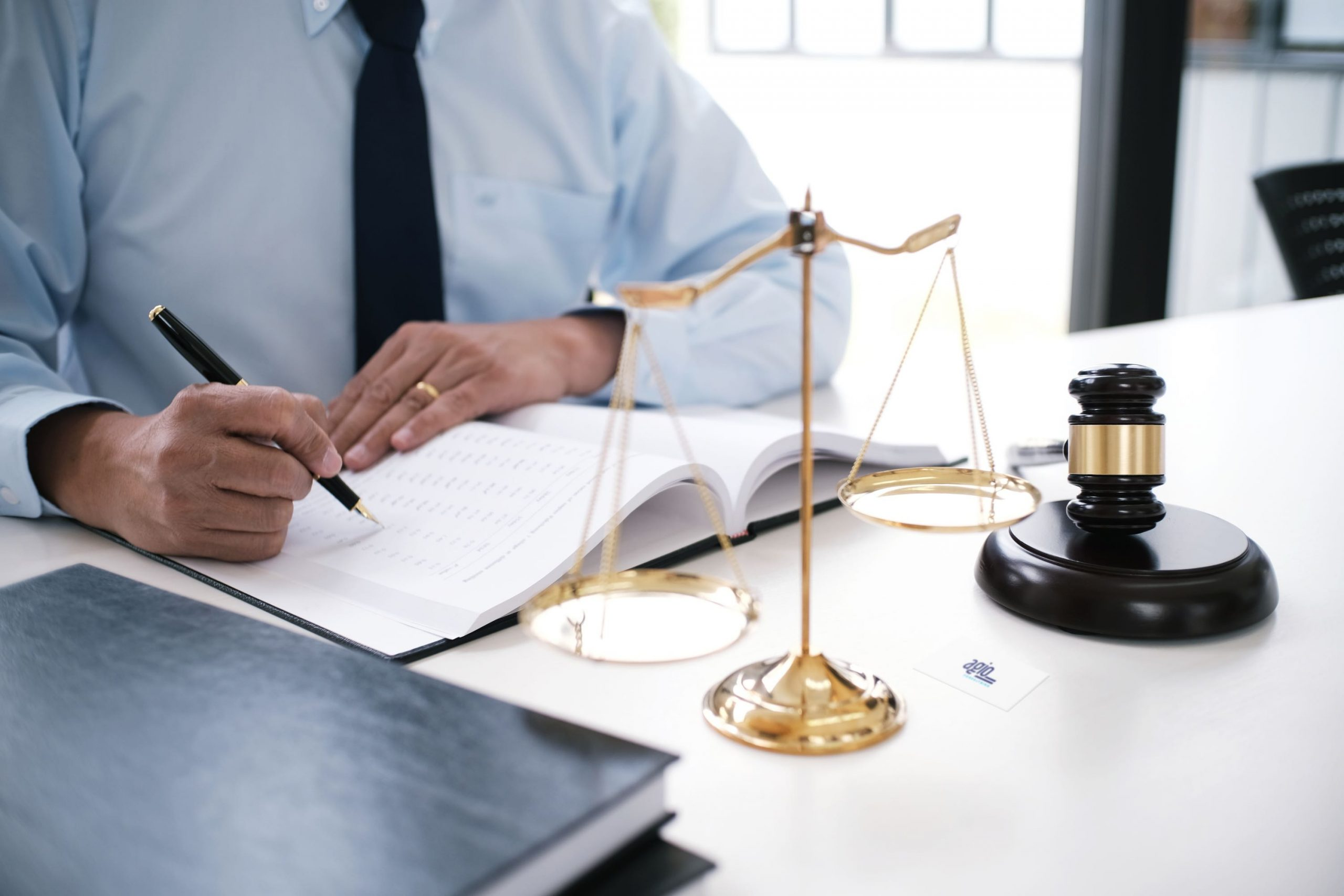 Juridisk rådgivning av Agio Forvaltning
